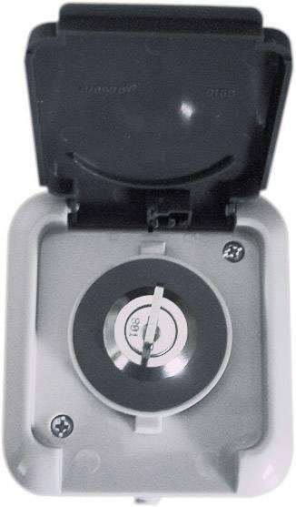 Zámek do elektrických zásuvek, vč. 2 klíčů (102047)
