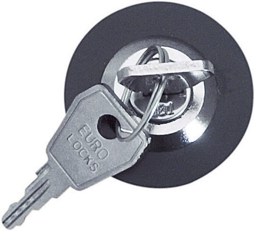 Zámok na zásuvku samma nyckel 610708, sivá