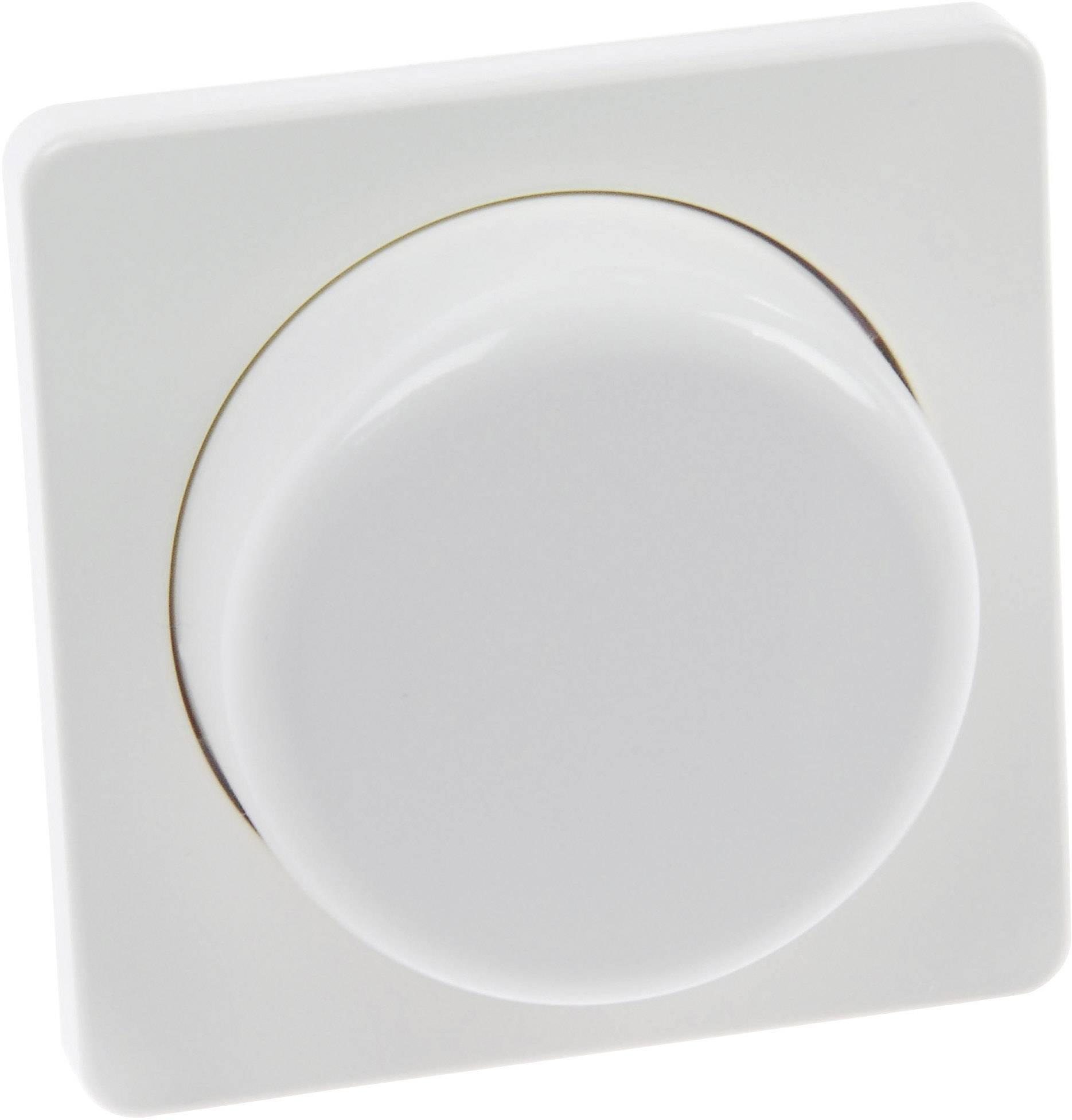 Kryt stmievače Ehmann 9081x0100, biela