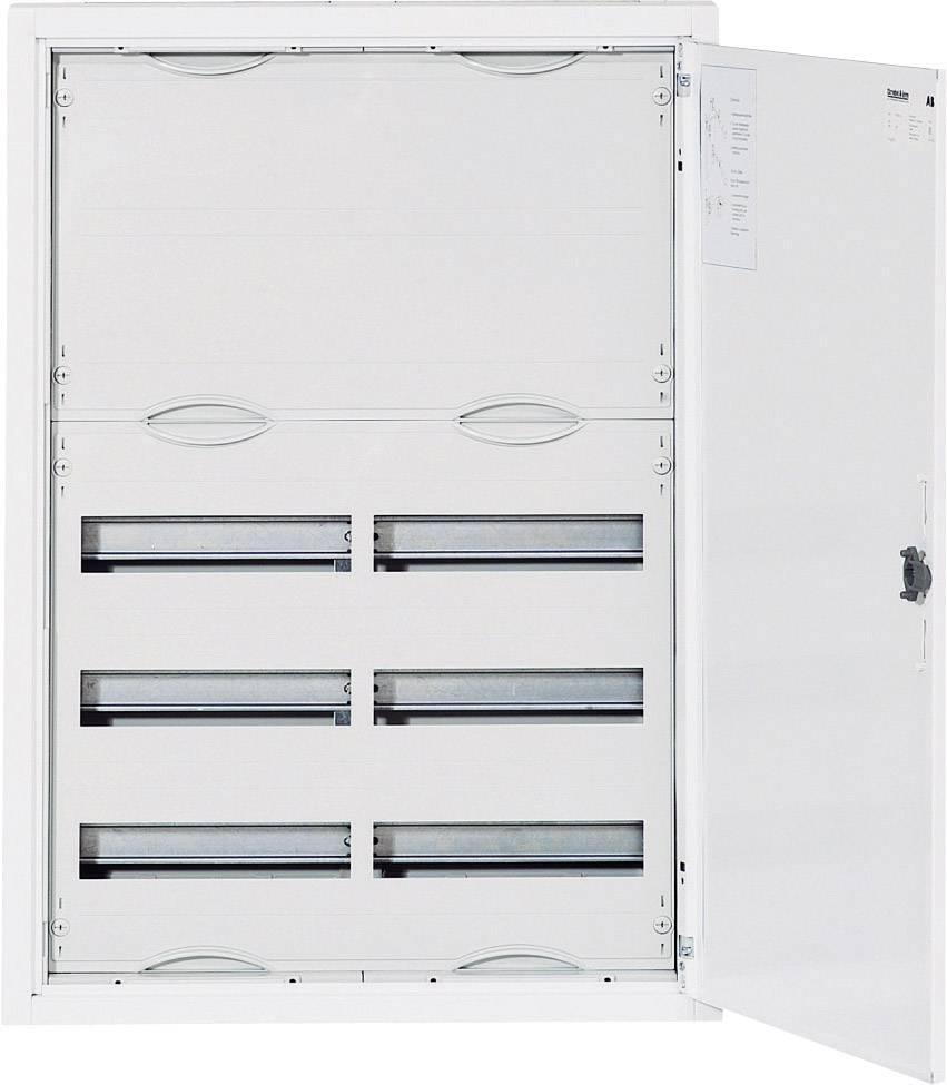 Trojradová rozvodná skriňa Striebel & John AP na omietku, 72 modulov, IP43, 30120