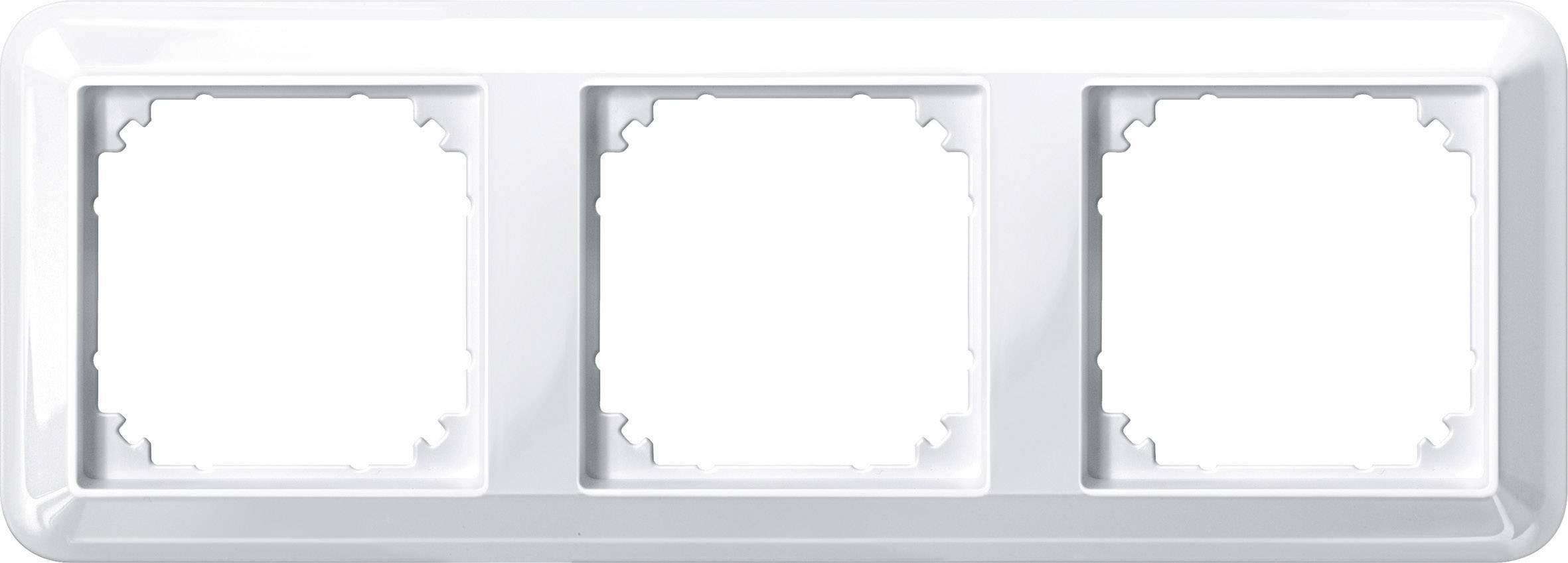 Rámeček 3násobný Merten M-Arc (388319)
