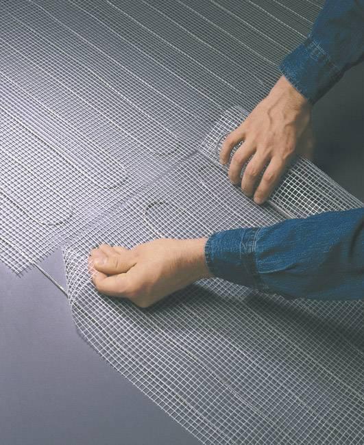 Elektrické podlahové vykurovanie Arnold Rak FHP2120I, 0.5 x 2 m, 160 W