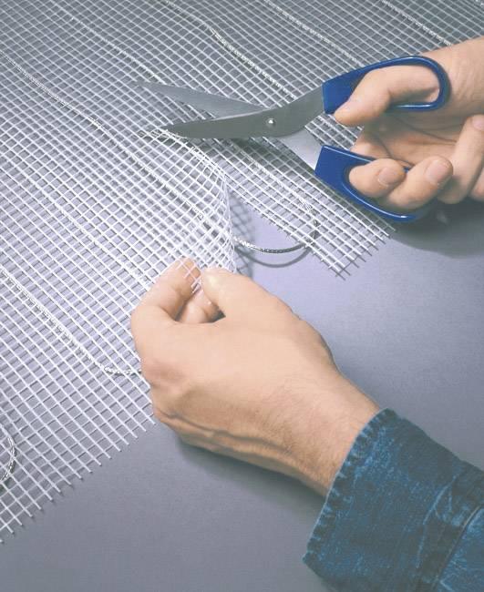 Elektrické podlahové vykurovanie Arnold Rak FHP2130I, 0.5 x 4 m, 320 W