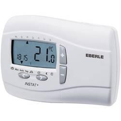 Izbový termostat Eberle Instat Plus 3R, 7 až 32 °C, biely