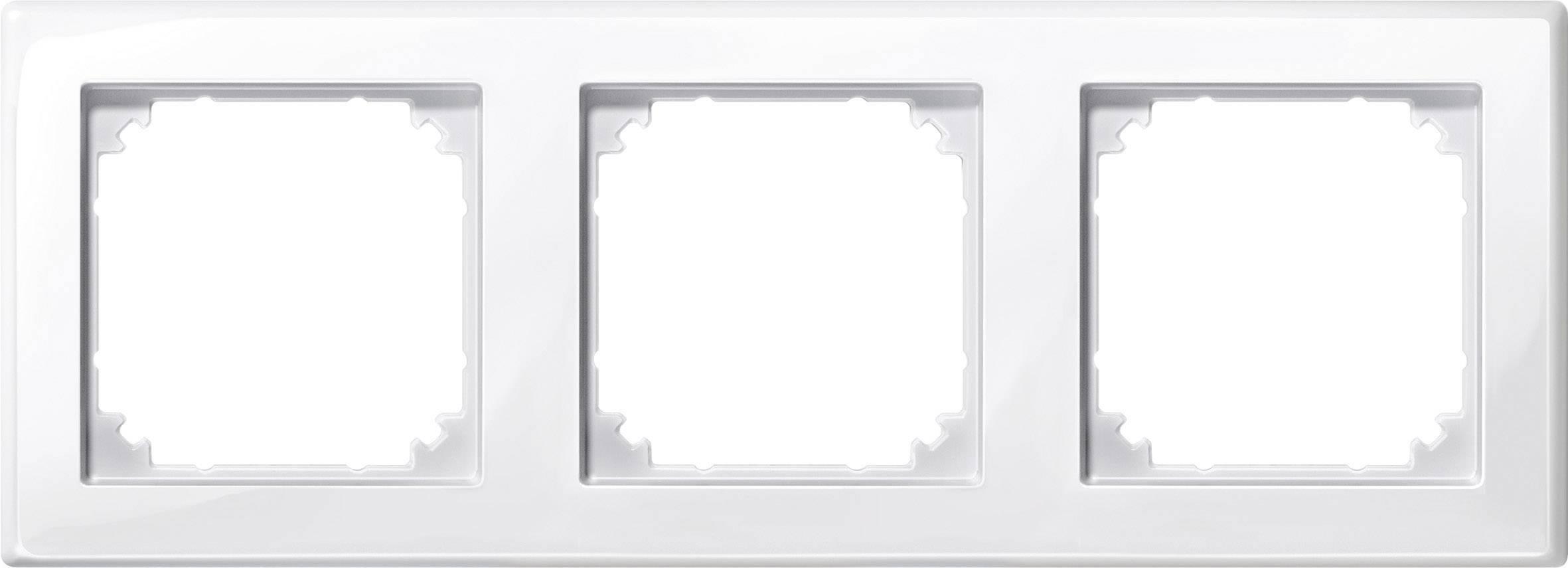 Rámeček 3násobný Merten M-Smart (478319)