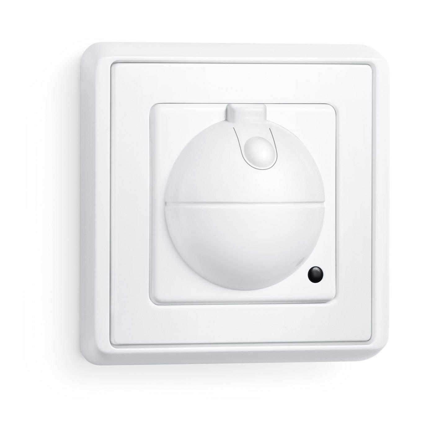 Vysokofrekvenčný senzor pohybu Steinel 751111, 360 °, relé, biela, IP20