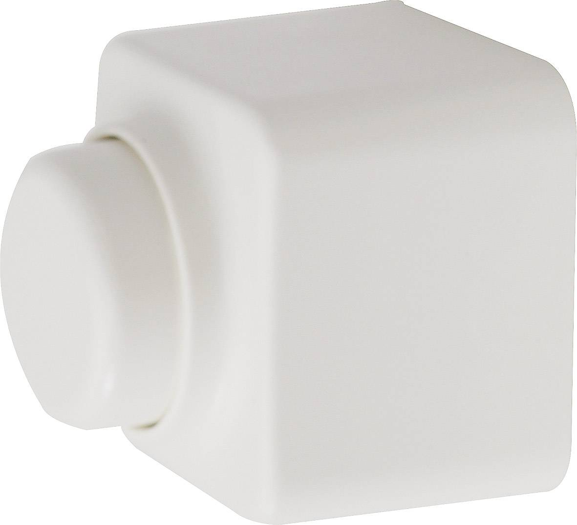 Stmievač na omietku Ehmann Lumeo Domus Ph-An 300W/VA AP 3061c0150, čisto biela