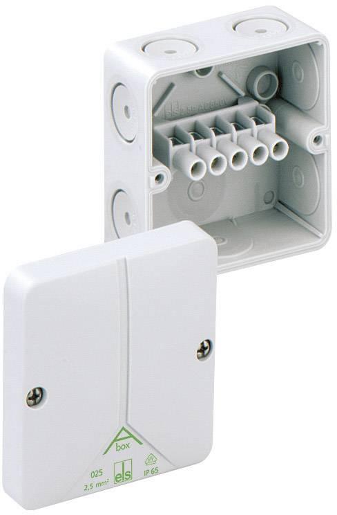 Prepojovacia krabica Spelsberg Abox 025-2,52, IP65, sivá, 80240701