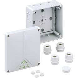 Propojovací krabice Spelsberg Abox 100 - L, IP65, šedá, 81091001