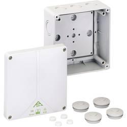 Propojovací krabice Spelsberg Abox-i 100 - L, IP65, šedá, 49091001