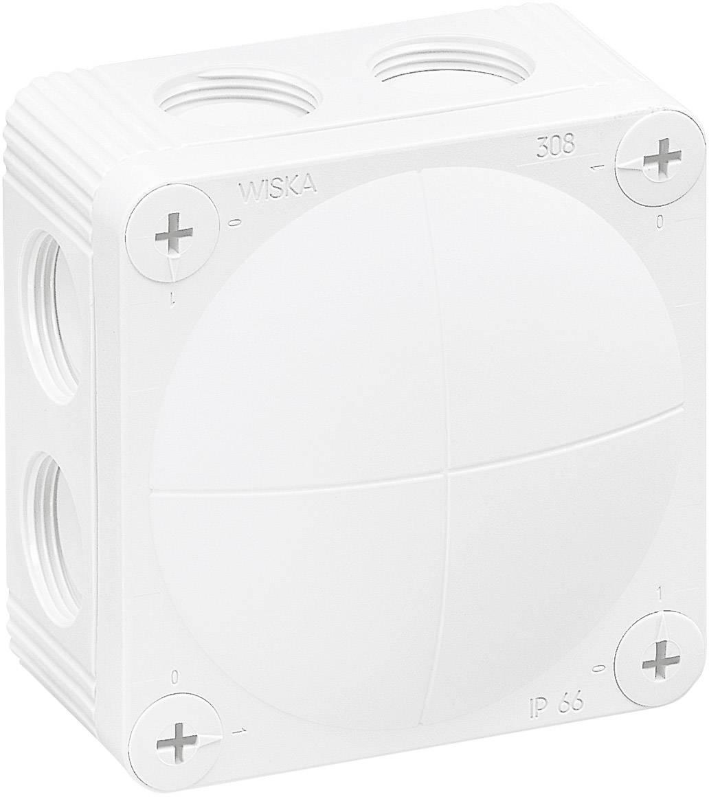 Rozbočovací krabice Wiska Combi 308, IP66, bílá, 10060610