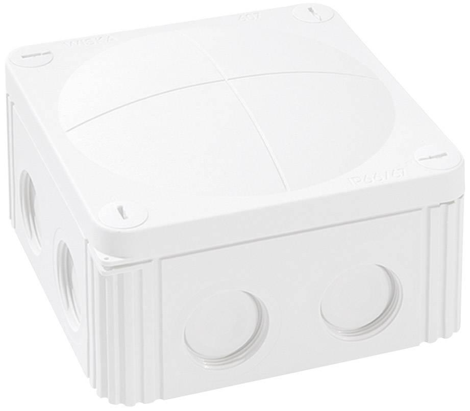 Rozbočovacia krabica Wiska Combi 607, IP66/IP67, biela, 10060533