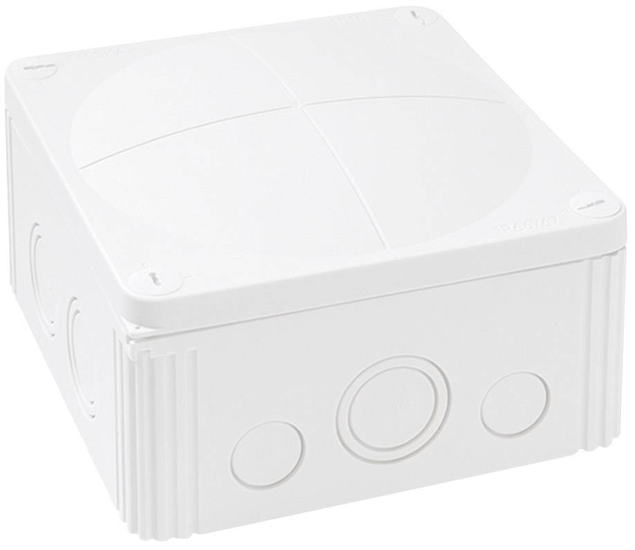 Rozbočovacia krabica Wiska Combi 1010, IP66/IP67, biela, 10062210
