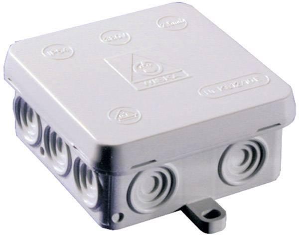 Rozbočovacia krabica do vlhkých priestorov Wiska KA 12, IP54, biela, 10060890