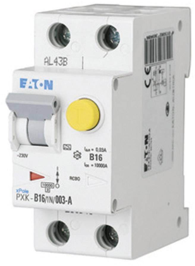 Prúdový chránič/elektrický istič Eaton 236948, 2-pólový, 16 A, 0.03 A, 230 V