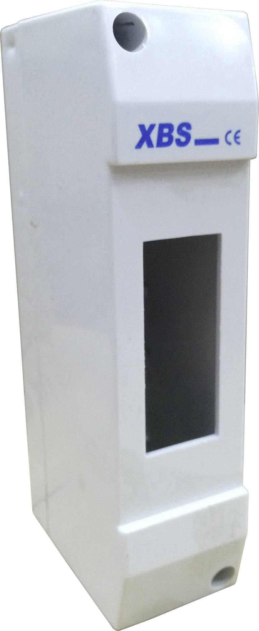 Jednoradový rozvádzač na omietku, 1 modul, IP20