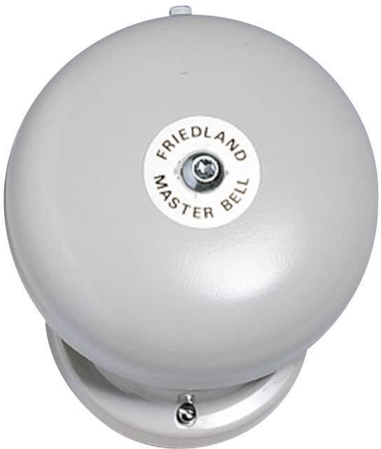 Zvonek Friedland, 581070, 24 V/AC, 100 dBA, šedá