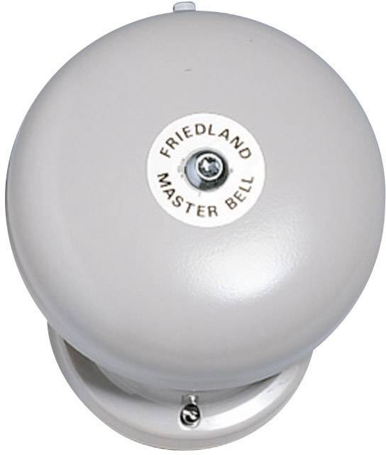 Zvonek Friedland, 581072, 230 V/AC, 100 dBA, šedá