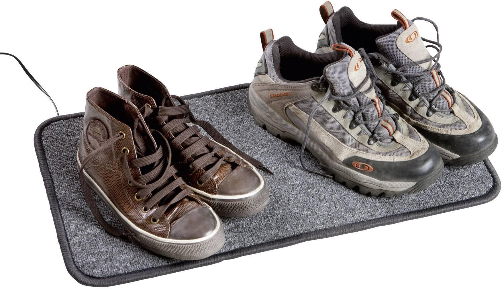 Sušička topánok Arnold Rak FH21030 611256, (d x š x v) 100 x 30 x 1.5 cm, antracitová