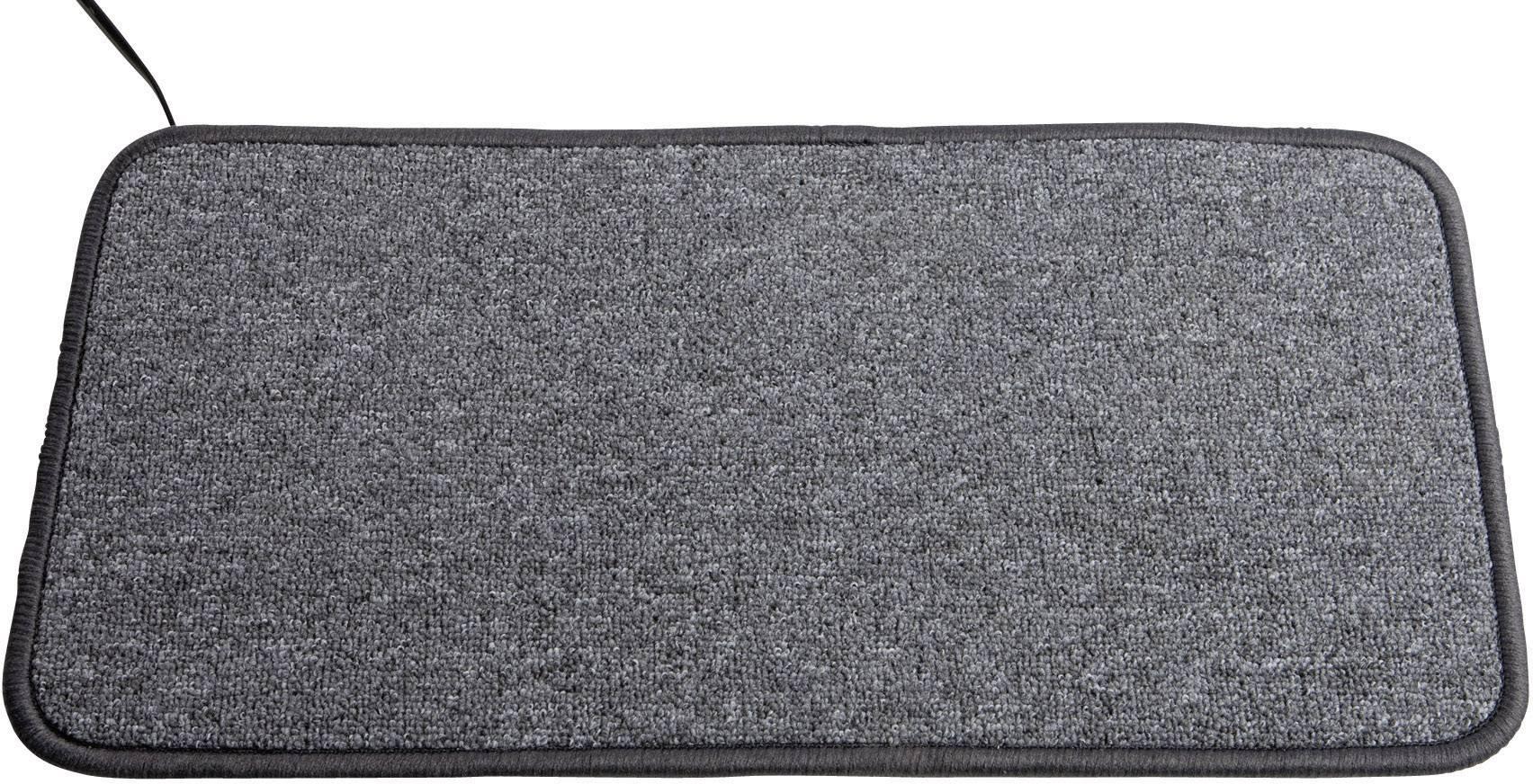 Vyhřívaná rohož pod nohy a pro mazlíčky Arnold Rak FH21054, 150 W, 60 x 90 cm, antracitová
