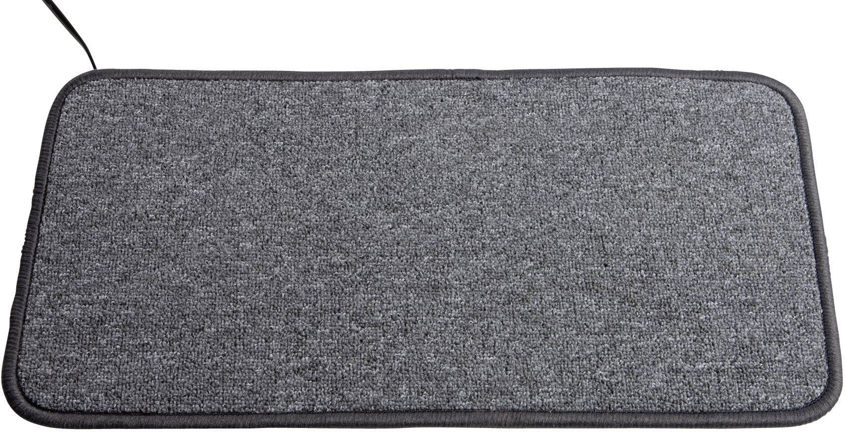 Vykurovacia rohož Arnold Rak FH21024 533356, (d x š x v) 60 x 40 x 1.5 cm, antracitová