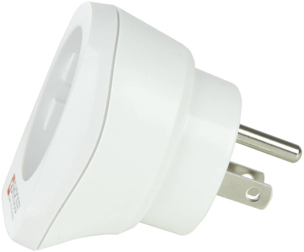 Cestovní adaptér Skross, 1.500203, USA, bílá