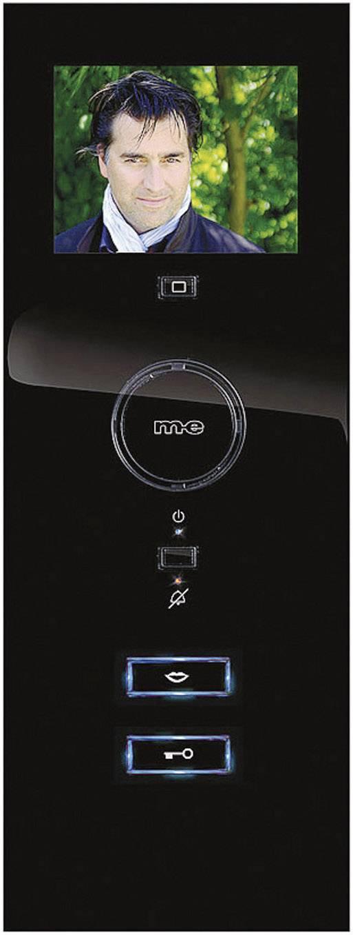 Vnútorná stanica M-e GmbH VDV-503, čierna