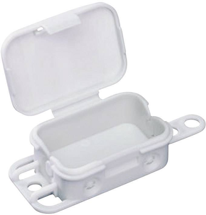 Prepojovacia krabica Spelsberg Q 4-L, IP20, sivá, 33490488