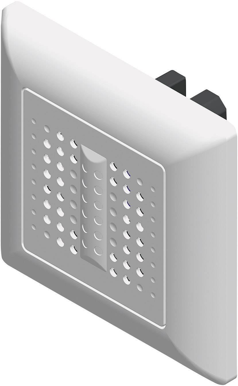 Zvonček Grothe 43711 43711, 8 - 12 V, 80 dB (A), biela