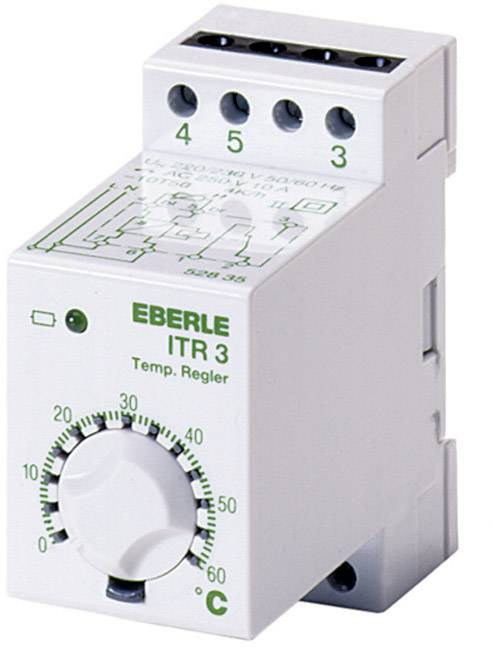 Univerzálny termostat Eberle ITR - 3, 0 až 60 °C