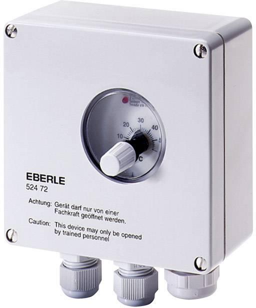 Univerzální termostat Eberle UTR 0524, 100 až 160 °C, bílá