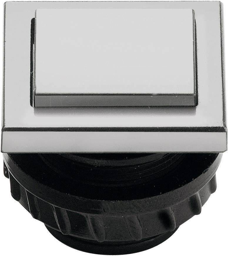 Tlačidlá zvončeka Grothe 61047, sivá