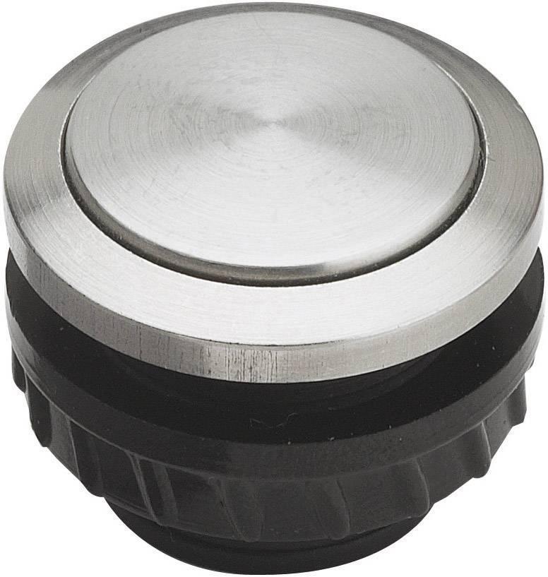 Tlačidlá zvončeka Grothe 62060, nerezová oceľ
