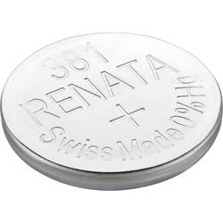 Gombíkové batérie z oxidu strieborného 381