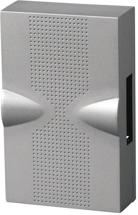 Dvoutónový gong Heidemann Riema, 70604, 230 V, 82 dBA, šedá