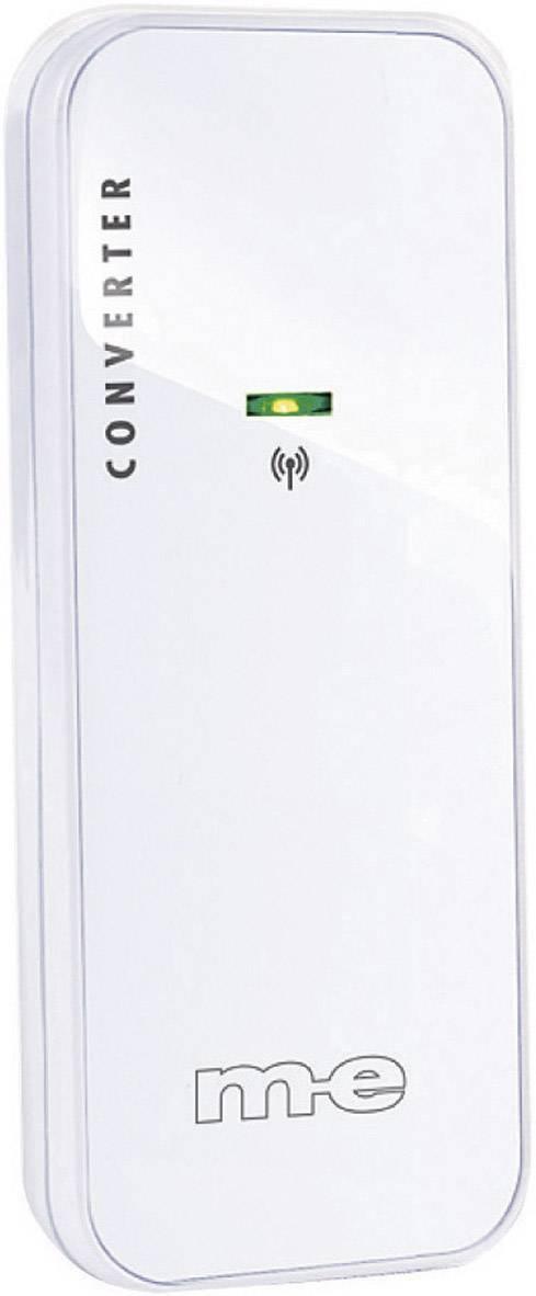 Bezdrôtový zvončekový vysielač m-e modern-electronics 41130