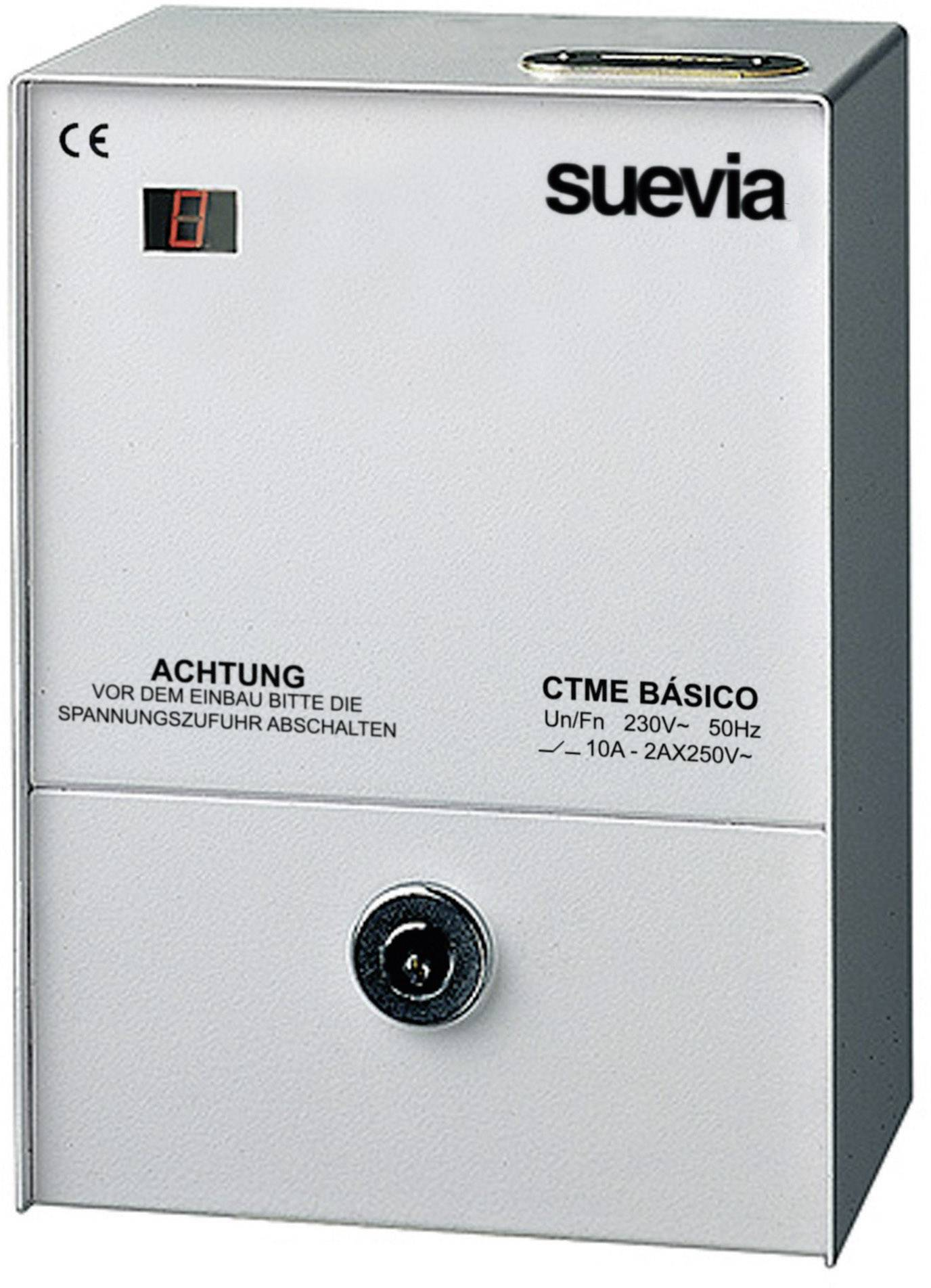 Mincovný automat digitálny Suevia CTME BASICO CTME Basic 2300 W, IP20