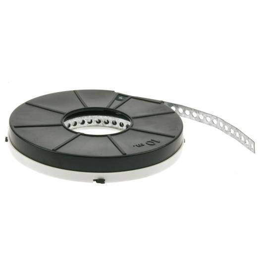 Kovová montážní páska, 12x0,75 mm, 10 m