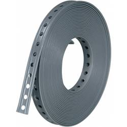 Kovová montážní páska, 14x3 mm, 10 m