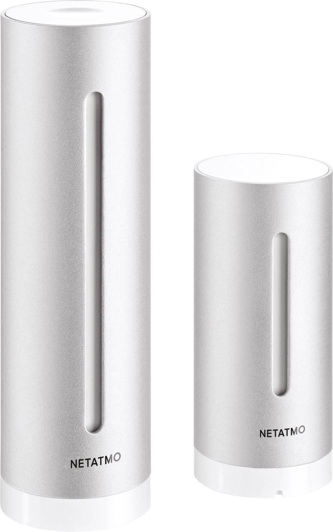 Meteostanica pre smartfón s OS Android a iOS, Netatmo NWS01