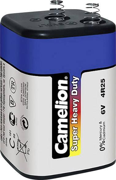 Speciální svítilnová suchá baterie 6 V
