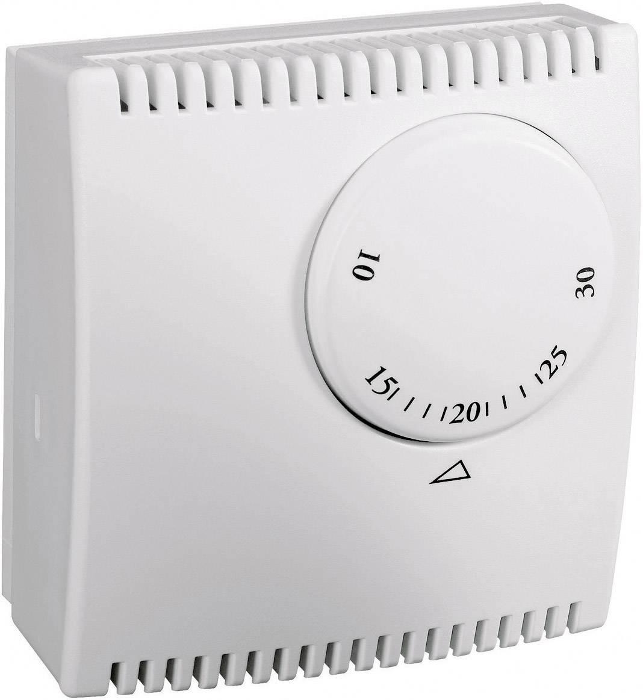 Izbový termostat Wallair 71000 20100355, 10 až 30 °C, biely