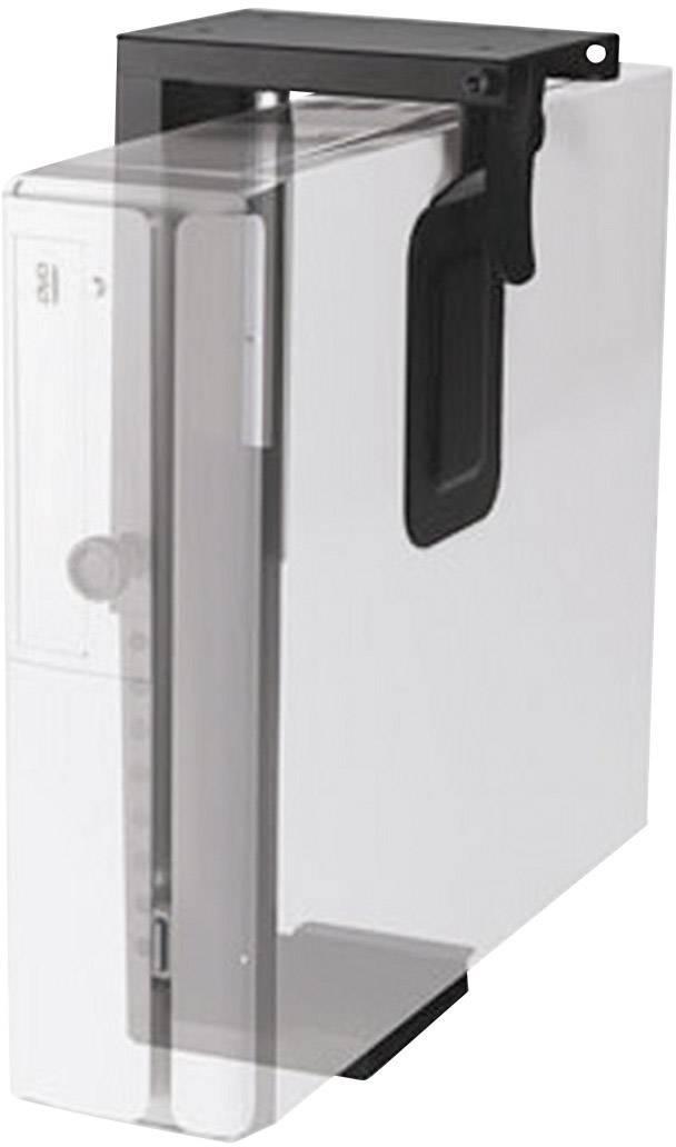 Držák na PC, CPU-D075BLACK, nosnost 10 kg, černý,NewStar