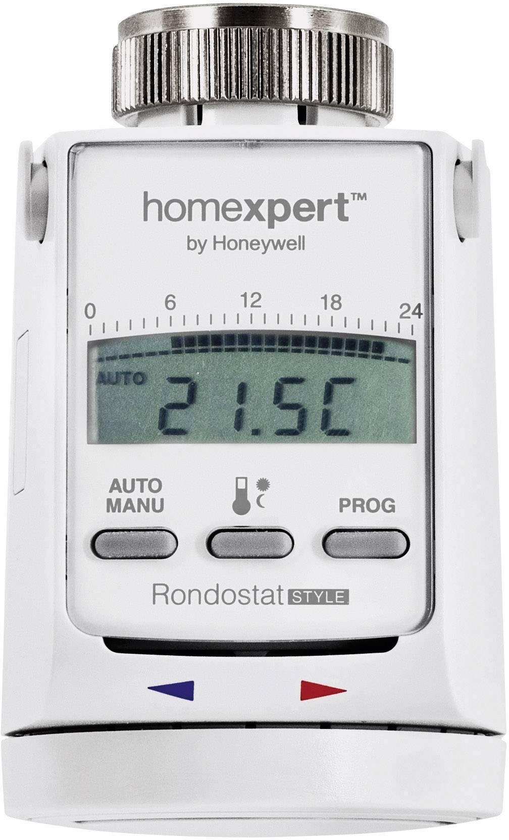 Programovateľná termostatická hlavica Honeywell HR 20 Style