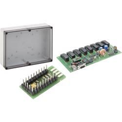 Sada 8nás. reléové karty Conrad Components 616726, 12 V DC