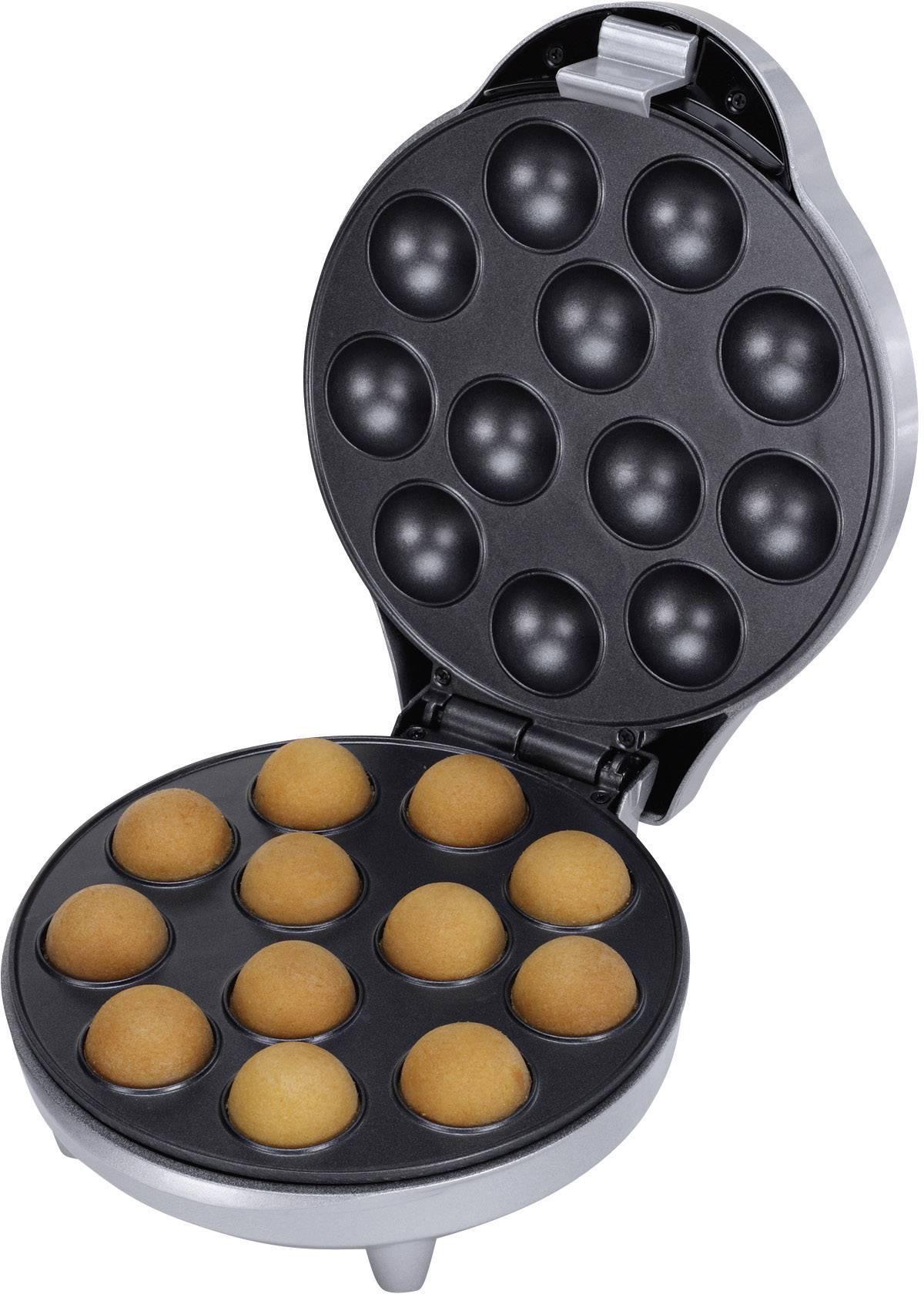 Prístroj na tortová lízanky cake pops Tristar SA1123 SA1123, strieborná