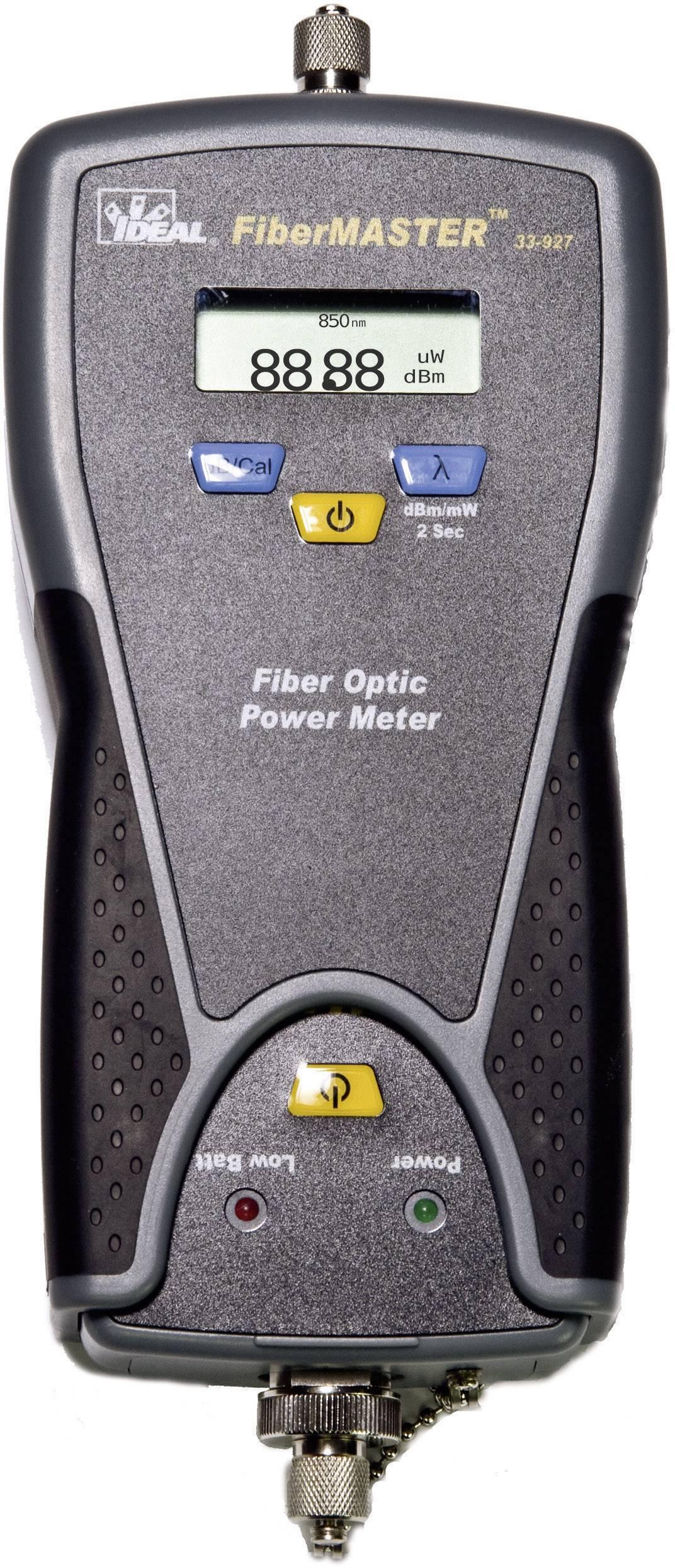 Sada pro testování optických kabelů FiberMASTER IDEAL Networks FiberMASTER