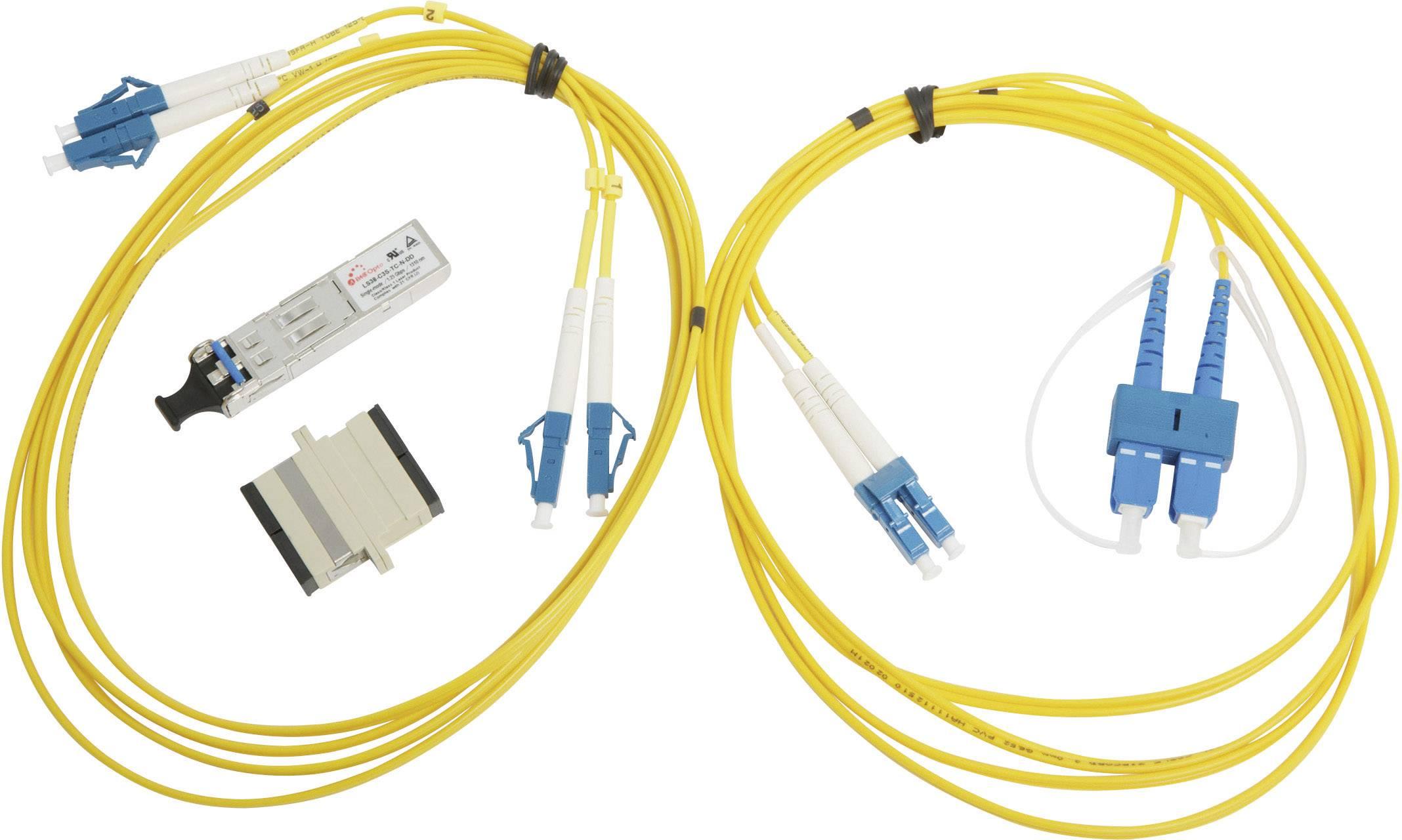 Sada optických vláken 1000BASE-LX IDEAL Networks 1000BASE LWL-LX-Kit