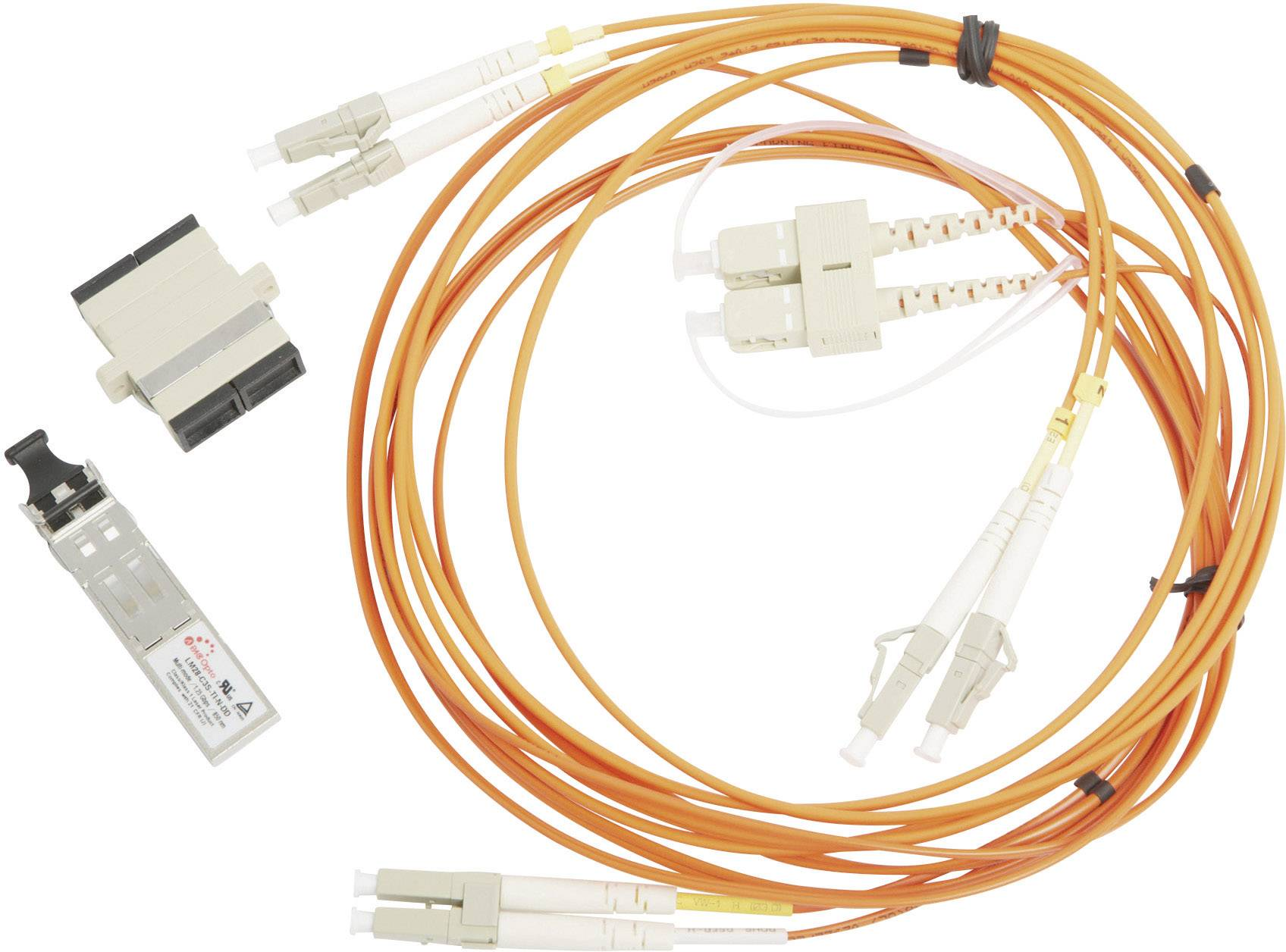 Tester káblov IDEAL Networks 1000BASE LWL-SX-Kit