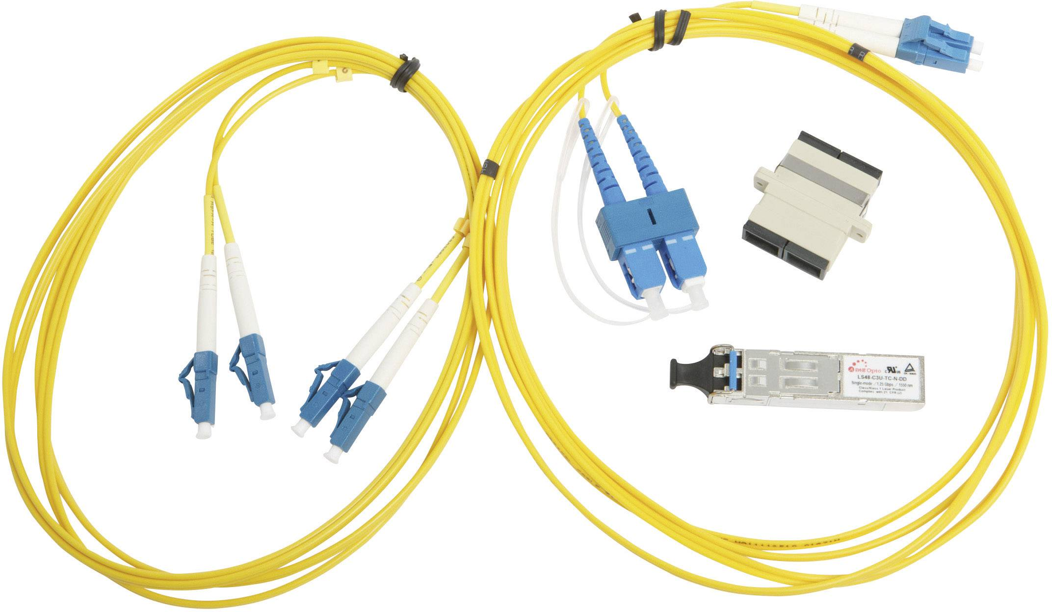 IDEAL Networks 1000BASE LWL-ZX-Kit